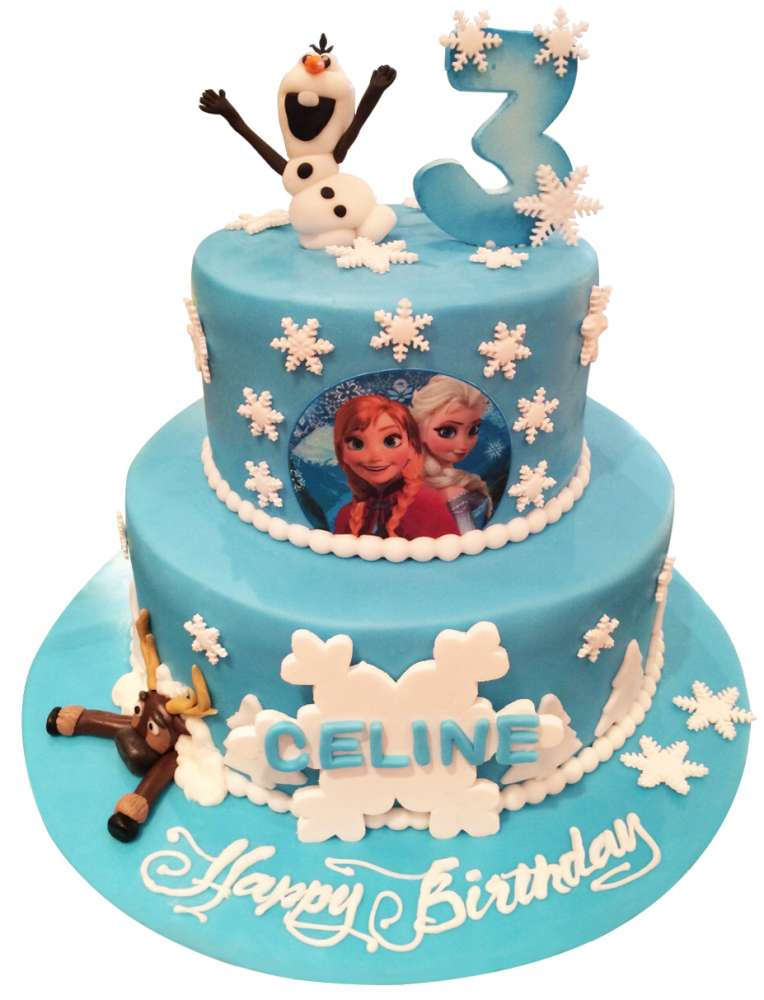 Cake Images For Children S : Children Cake 438 French Bakery Dubai, Menu Products UAE