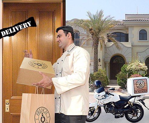 Contact Home Delivery