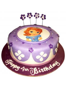 Cartoon Characters Cakes Dubai French Bakery Birthday Cakes