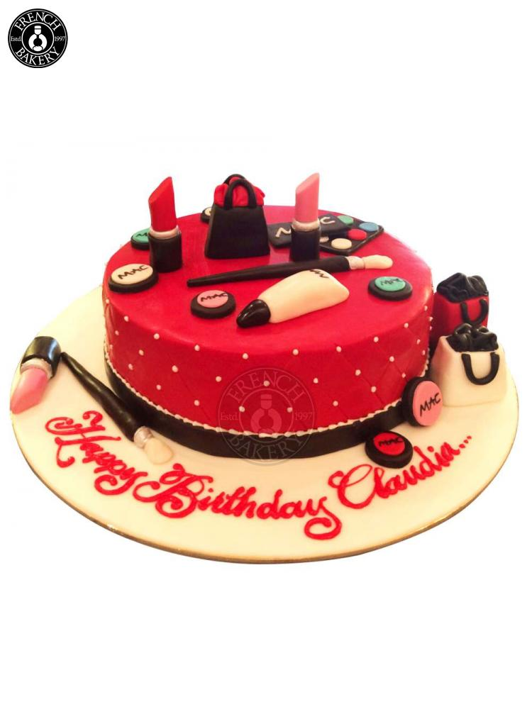 Fashion Cakes Dubai | French Bakery - Birthday Cakes