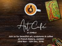 Beautiful art, Coffee & Sculptures