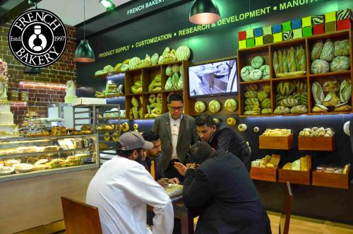 French Bakery at Gulfood 2020