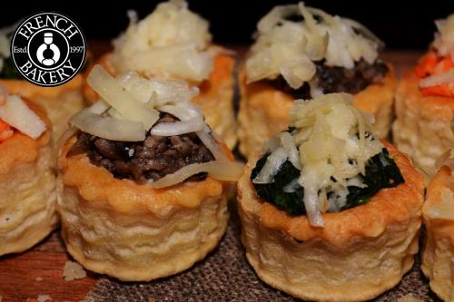 Vol Au Vent Quiches