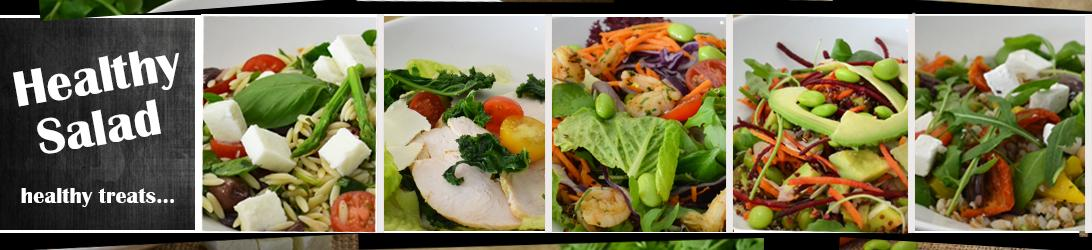 New Delicious & Healthy Salads Launched!