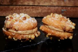 Almond & Hazelnut Cookie