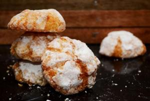 Coconut Macarons Cookie
