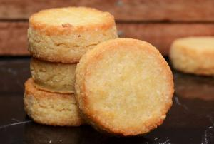 Coconut Round Cookie