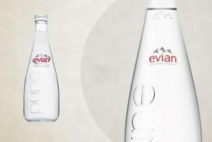 Evian Water 330 ml