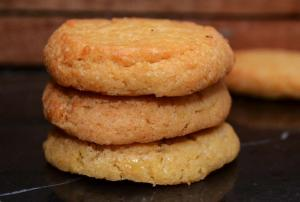 Plain Round Cookie