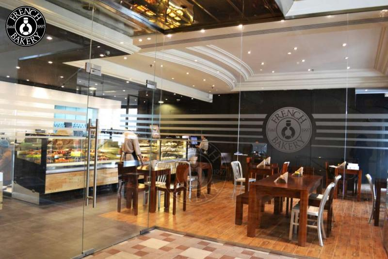 New Renovated Coffee Shop Satwa Branch French Bakery