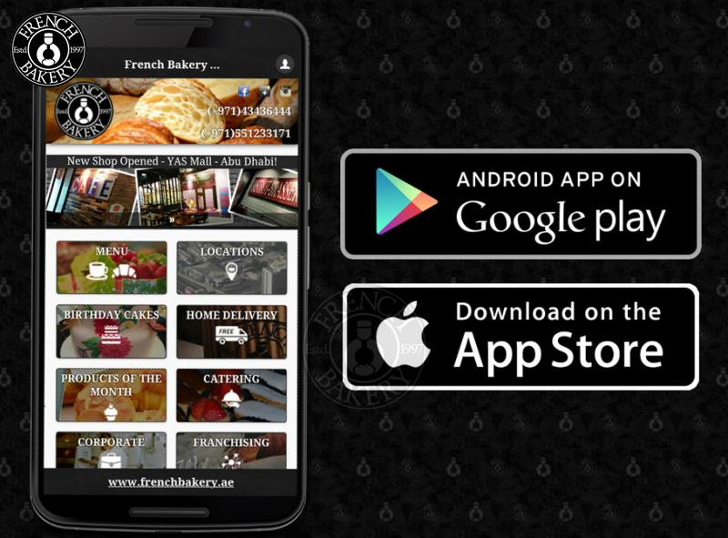 Mobile app download french bakery dubai article uae mobile app download forumfinder Choice Image