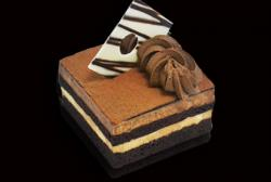 Trio Chocolate Cake Mono